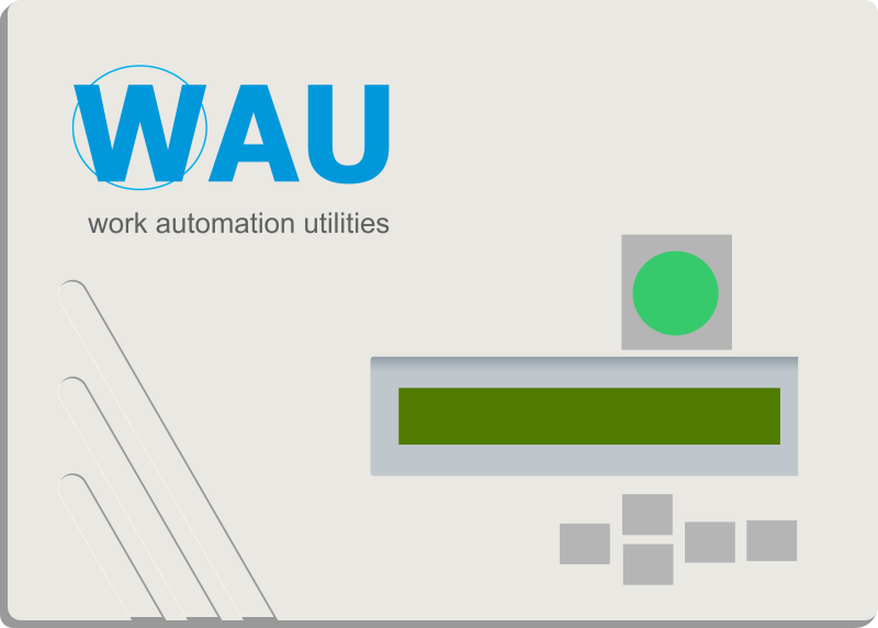 WAU - Controller Software Curatatorie